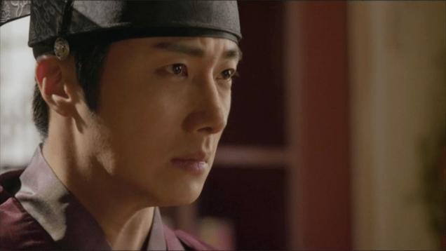 2014 9 Jung II-woo in Night Watchman's Journal Episode 10 5