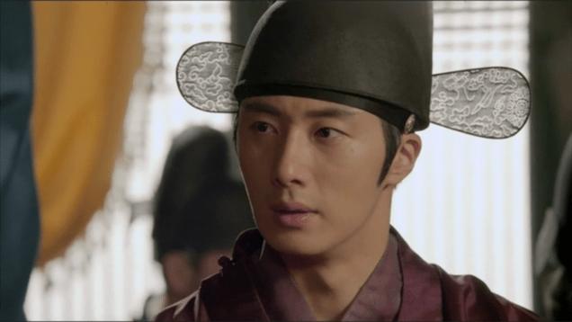 2014 9 Jung II-woo in Night Watchman's Journal Episode 10 53