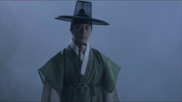 2014 9 Jung II-woo in Night Watchman's Journal Episode 10 6