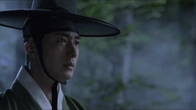 2014 9 Jung II-woo in Night Watchman's Journal Episode 10 7