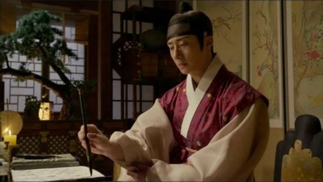 2014 9 Jung II-woo in Night Watchman's Journal Episode 10 92