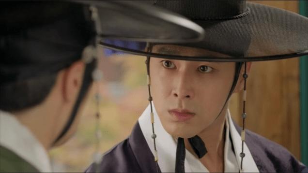 2014 9 Jung II-woo in Night Watchman's Journal Episode 11 20