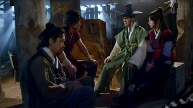 2014 9 Jung II-woo in Night Watchman's Journal Episode 11 34