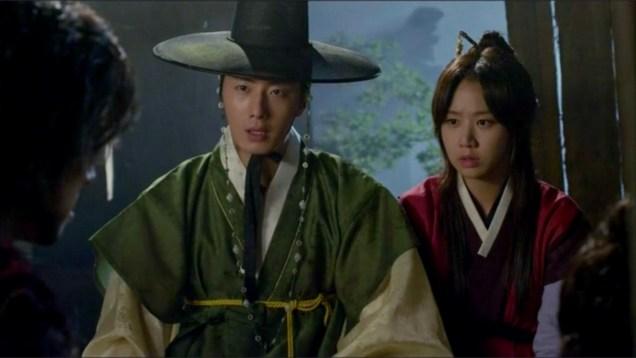 2014 9 Jung II-woo in Night Watchman's Journal Episode 11 35