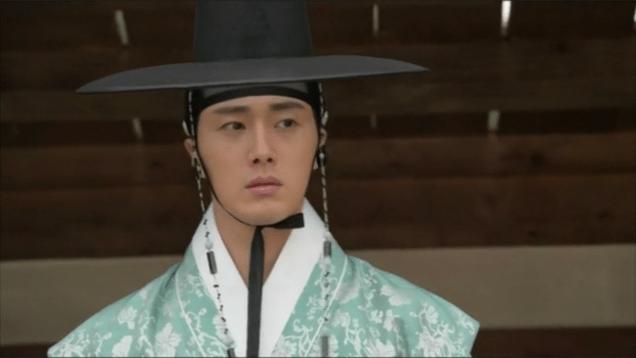2014 9 Jung II-woo in Night Watchman's Journal Episode 12 Cr.MBC 2