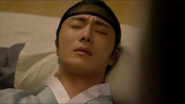 2014 9 Jung II-woo in Night Watchman's Journal Episode 12 Cr.MBC 30