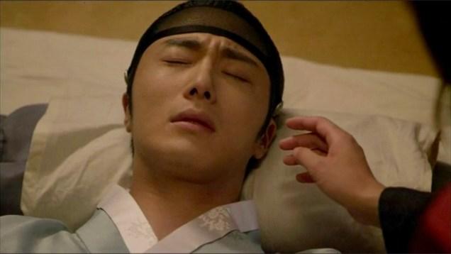 2014 9 Jung II-woo in Night Watchman's Journal Episode 12 Cr.MBC 31