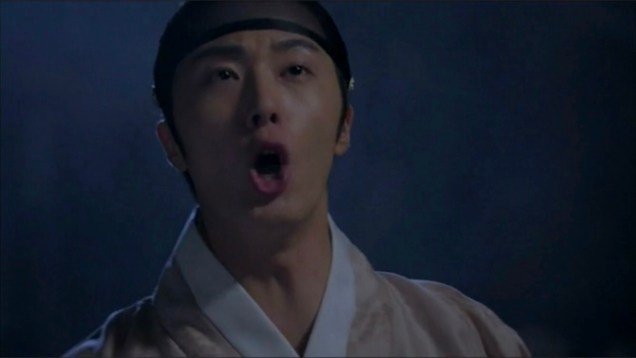 2014 9 Jung II-woo in Night Watchman's Journal Episode 9 12