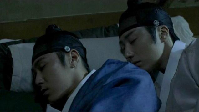 2014 9 Jung II-woo in Night Watchman's Journal Episode 9 15
