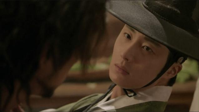 2014 9 Jung II-woo in Night Watchman's Journal Episode 9 42