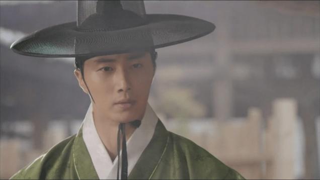2014 9 Jung II-woo in Night Watchman's Journal Episode 9 46