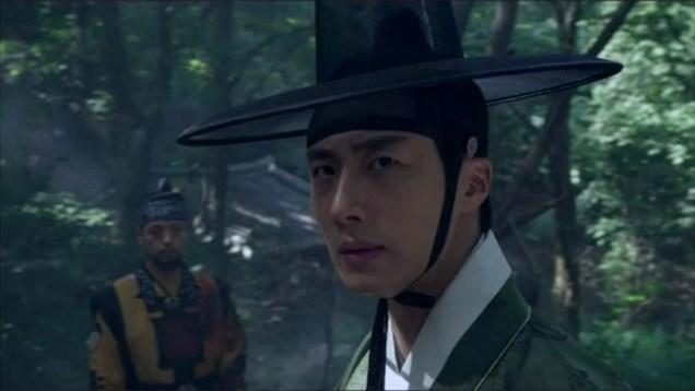 2014 9 Jung II-woo in Night Watchman's Journal Episode 9 55