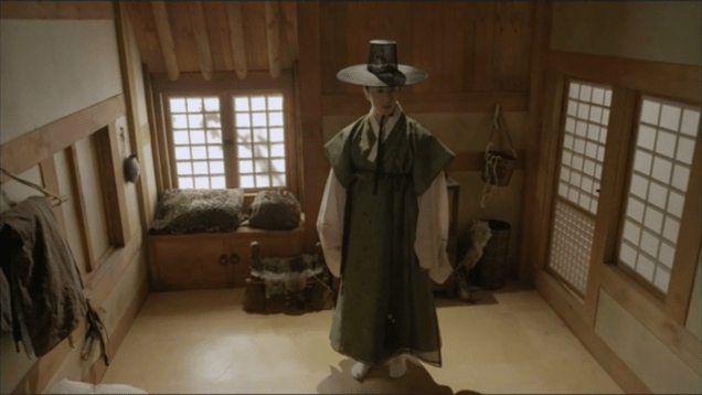 2014 9 Jung II-woo in Night Watchman's Journal Episode 9 56