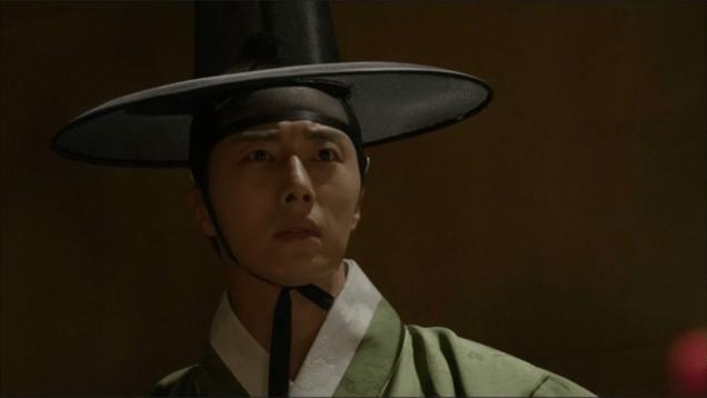 2014 9 Jung II-woo in Night Watchman's Journal Episode 9 59