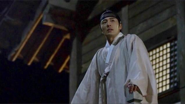 2014 9 Jung II-woo in Night Watchman's Journal Episode 9 6