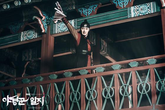 2014 9 The Night Watchman's Journal Epi 14 BTS Ex 5