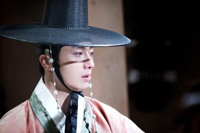 2014 9 The Night Watchman's Journal Episode 15 BTS . Cr. jungilwoo.com1