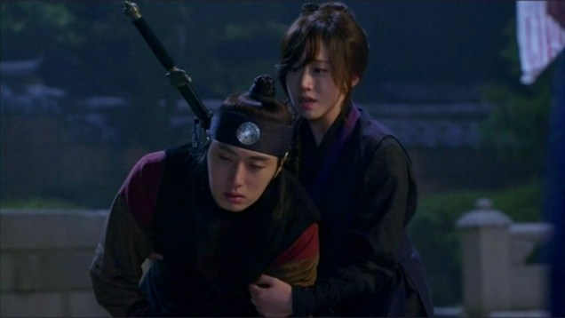 2014 9 The Night Watchman's Journal Episode 16. Cr. MBC 42