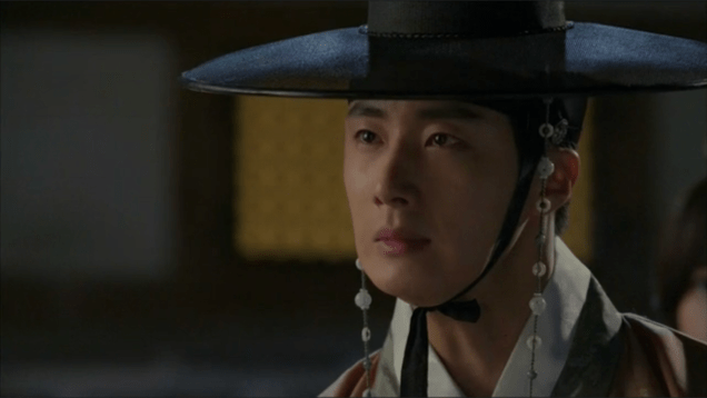2014 9 The Night Watchman's Journal Episode 15. Cr. MBC 5