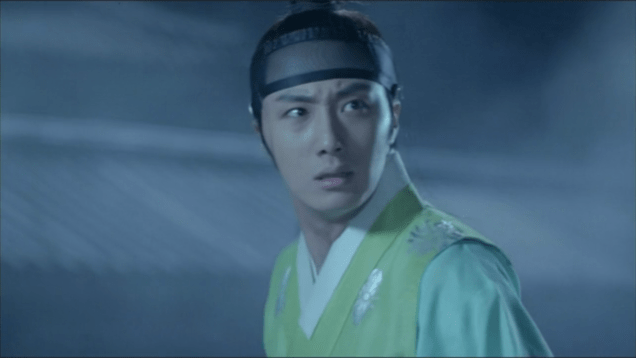 2014 9 The Night Watchman's Journal Episode 16 R . Cr. MBC 51