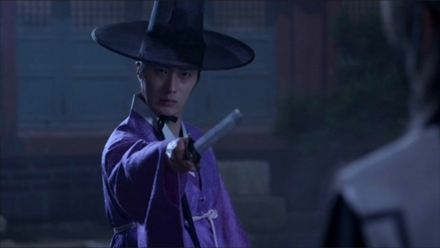 2014 9:10 Jung Il-woo in THe Night Watchman's Journal Episode 17 14