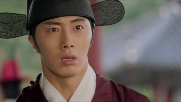 2014 9:10 Jung Il-woo in THe Night Watchman's Journal Episode 17 22