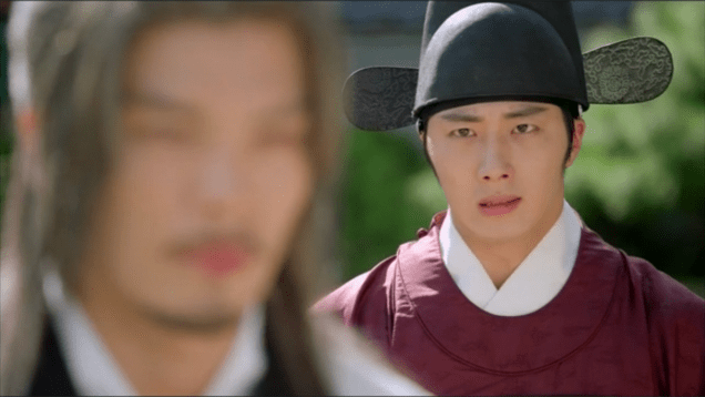 2014 9:10 Jung Il-woo in THe Night Watchman's Journal Episode 17 23
