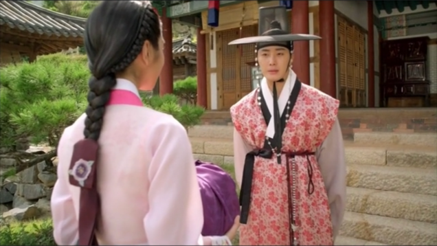 2014 9:10 Jung Il-woo in THe Night Watchman's Journal Episode 17 35