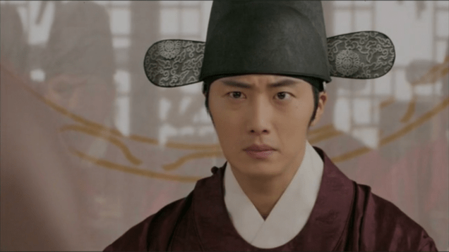 2014 9:10 Jung Il-woo in THe Night Watchman's Journal Episode 17 42