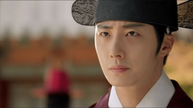 2014 9:10 Jung Il-woo in THe Night Watchman's Journal Episode 17 43