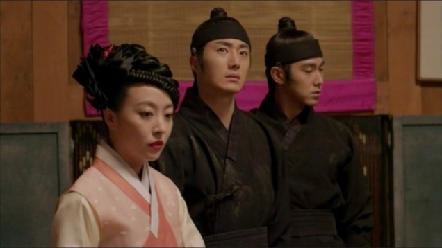 2014 9:10 Jung Il-woo in THe Night Watchman's Journal Episode 17 47