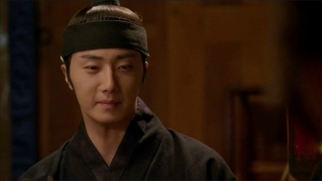 2014 9:10 Jung Il-woo in THe Night Watchman's Journal Episode 17 50