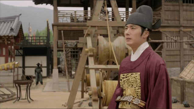 2014 9:10 Jung Il-woo in THe Night Watchman's Journal Episode 17 52