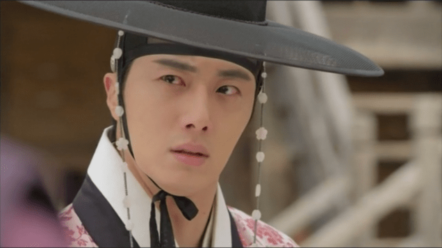 2014 9:10 Jung Il-woo in THe Night Watchman's Journal Episode 17 59