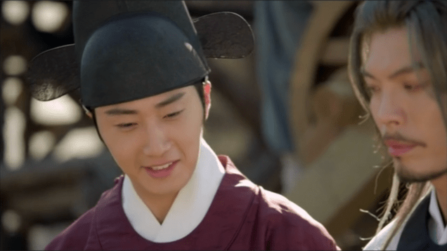 2014 9:10 Jung Il-woo in THe Night Watchman's Journal Episode 17 6