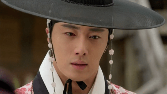 2014 9:10 Jung Il-woo in THe Night Watchman's Journal Episode 18 1