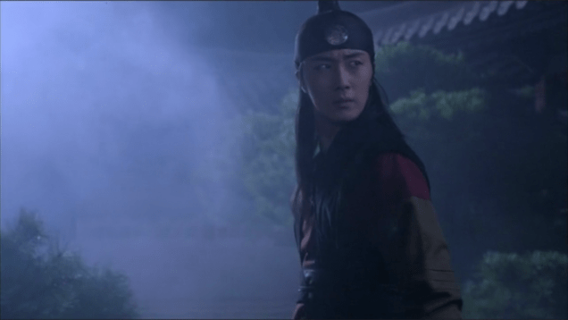 2014 9:10 Jung Il-woo in THe Night Watchman's Journal Episode 18 18