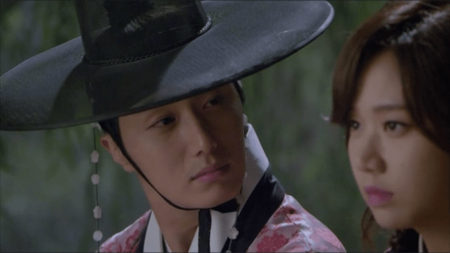 2014 9:10 Jung Il-woo in THe Night Watchman's Journal Episode 18 28