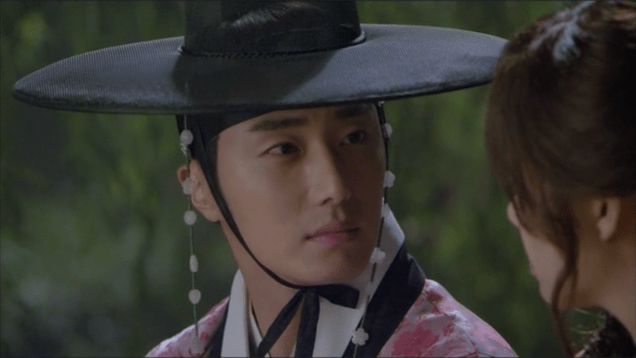 2014 9:10 Jung Il-woo in THe Night Watchman's Journal Episode 18 32