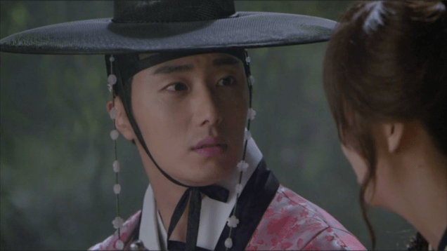 2014 9:10 Jung Il-woo in THe Night Watchman's Journal Episode 18 35
