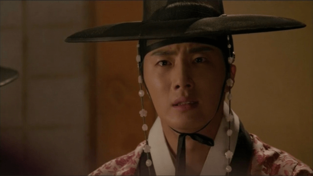 2014 9:10 Jung Il-woo in THe Night Watchman's Journal Episode 18 8
