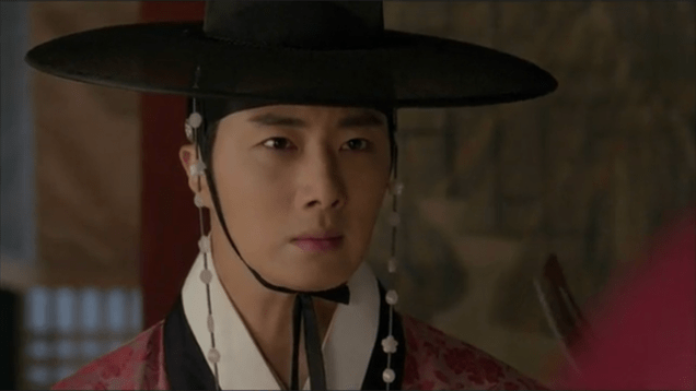2014 9:10 Jung Il-woo in THe Night Watchman's Journal Episode 19 1