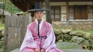2014 9:10 Jung Il-woo in THe Night Watchman's Journal Episode 19 15