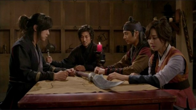 2014 9:10 Jung Il-woo in THe Night Watchman's Journal Episode 19 40