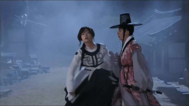 2014 9:10 Jung Il-woo in THe Night Watchman's Journal Episode 19 6