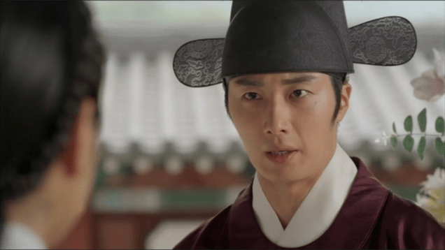 2014 9:10 Jung Il-woo in THe Night Watchman's Journal Episode 19 62