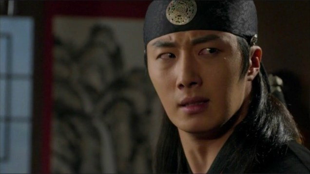 2014 9:10 Jung Il-woo in THe Night Watchman's Journal Episode 19 66