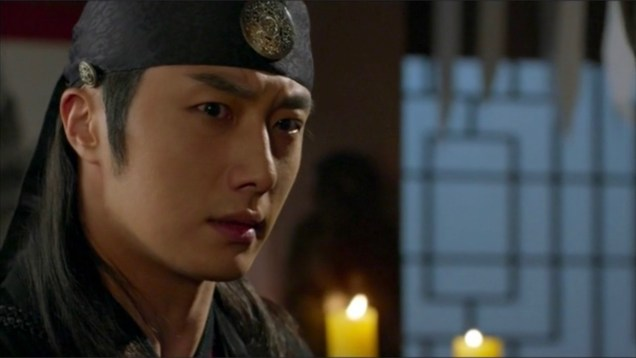 2014 9:10 Jung Il-woo in THe Night Watchman's Journal Episode 19 67