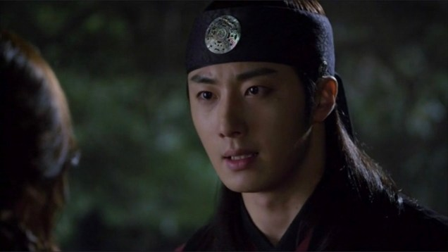 2014 9:10 Jung Il-woo in THe Night Watchman's Journal Episode 19 69