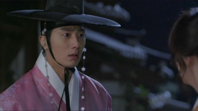 2014 9:10 Jung Il-woo in THe Night Watchman's Journal Episode 20 34